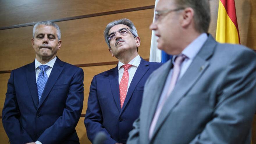 Canarias rechaza un recorte a los fondos de cohesión para mantener los agrícolas