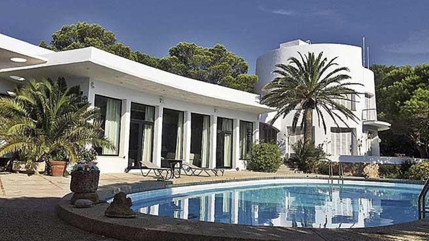 Se vende Las Leonas, una mansión de cine en Mallorca