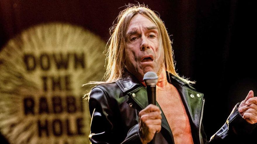 Iggy Pop, The Chemical Brothers y Robyn, nuevos confirmados de Mad Cool