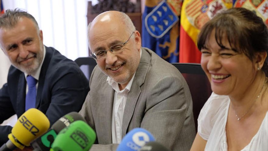 El Cabildo reanuda el proyecto de la circunvalación de Vecindario con 1,3 millones