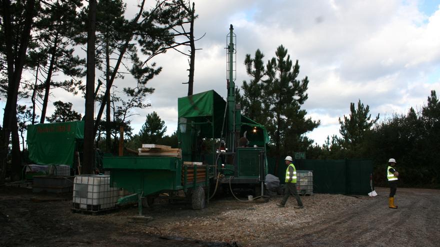La mina de oro de Salave generará 200 empleos con una inversión de 100 millones