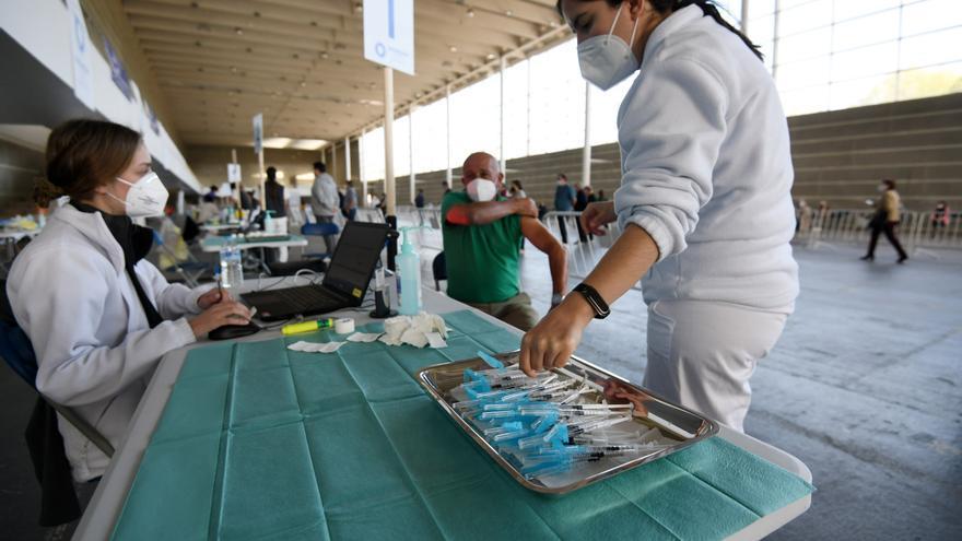 El área sanitaria ya supera los 300 casos de Covid