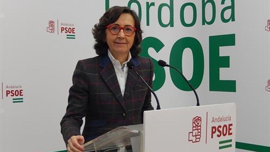 El PSOE critica que las pymes de Córdoba hanrecibido menos de 600.000 euros de ayudas de la Junta