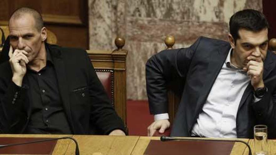 "Varufakis: ""Grecia va a ser el vasallo de Europa"""