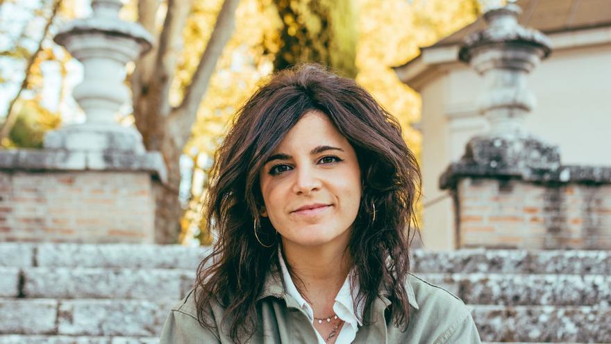 Ana Iris Simón presenta su libro 'Feria' en València