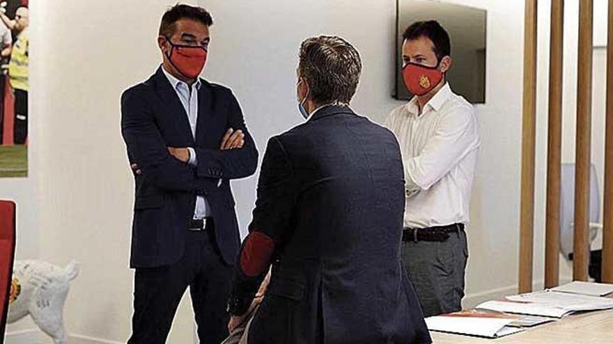"""Pablo Ortells: """"Hay algún club que ha mostrado interés por Budimir"""""""