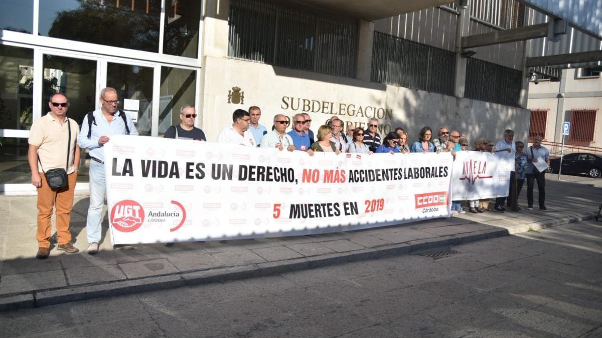 Sindicatos reclaman mayor control ante la quinta muerte en el trabajo en Córdoba