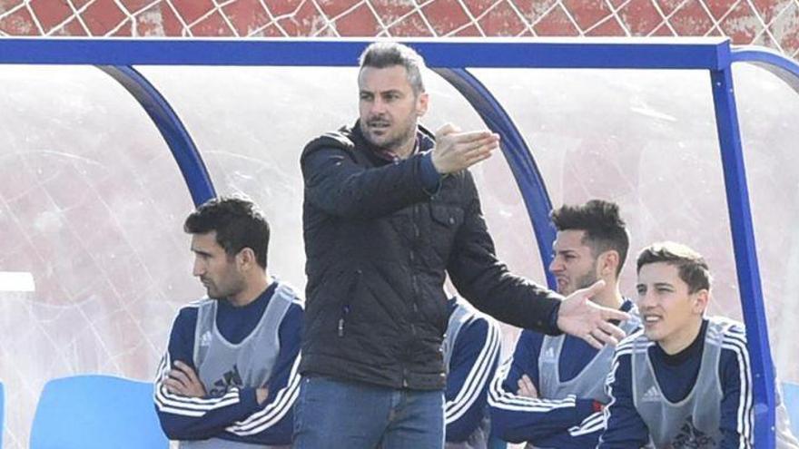 """Óscar Calleja: """"El Castellón no merece estar en esta situación"""""""