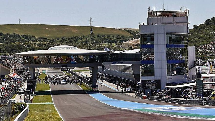 Fallece un piloto en el Circuito de Jerez-Ángel Nieto