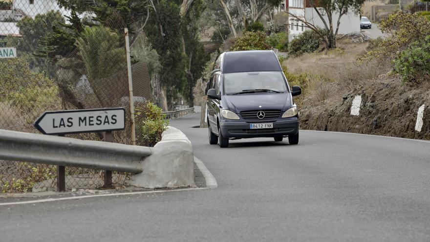 El proyecto piloto del taxi-guagua en Tamaraceite se retrasa hasta 2022