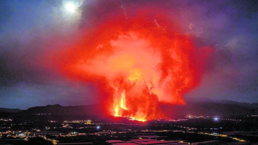 Una semana de infierno volcánico