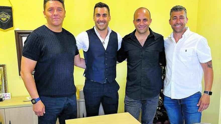 El Saguntino logra un grupo inversor para gestionar el club
