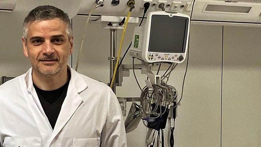 «El pacient francès està habituat a què l'atengui el metge de família»