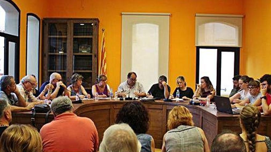 La CUP d'Arbúcies critica la manca de transparència de l'Ajuntament