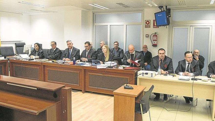 Los presuntos sicarios del crimen del alcalde de Polop denuncian presiones de la Guardia Civil para implicar a Cano
