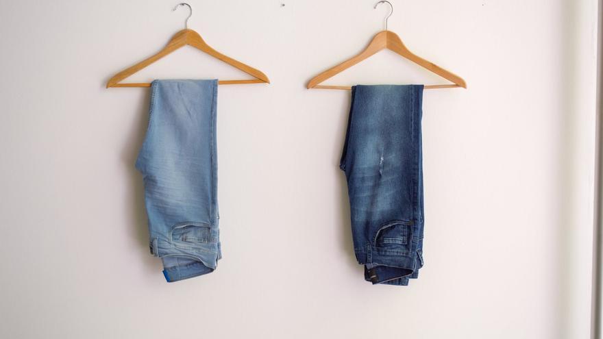 Los pantalones vaqueros que te hacen una figura más delgada