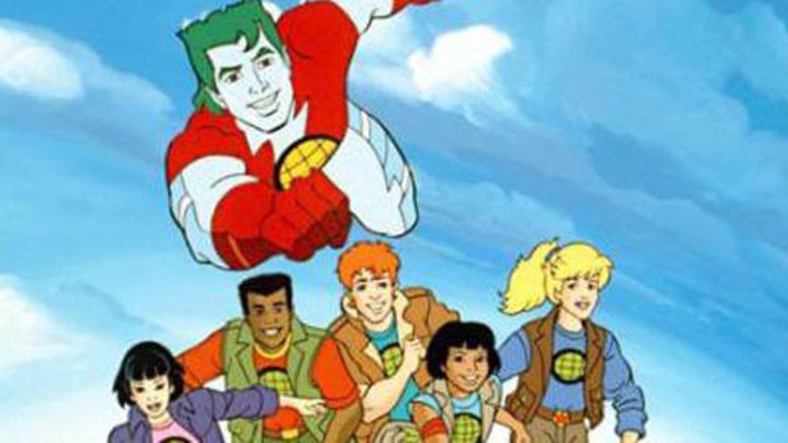 La mítica sèrie de dibuixos 'El Capità Planeta' saltarà al cinema amb Leonardo DiCaprio