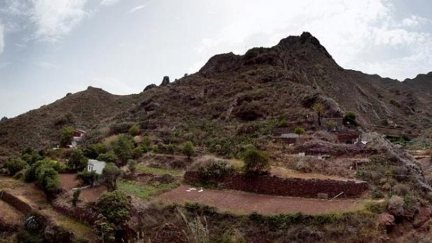 Las cuevas de Los Valles