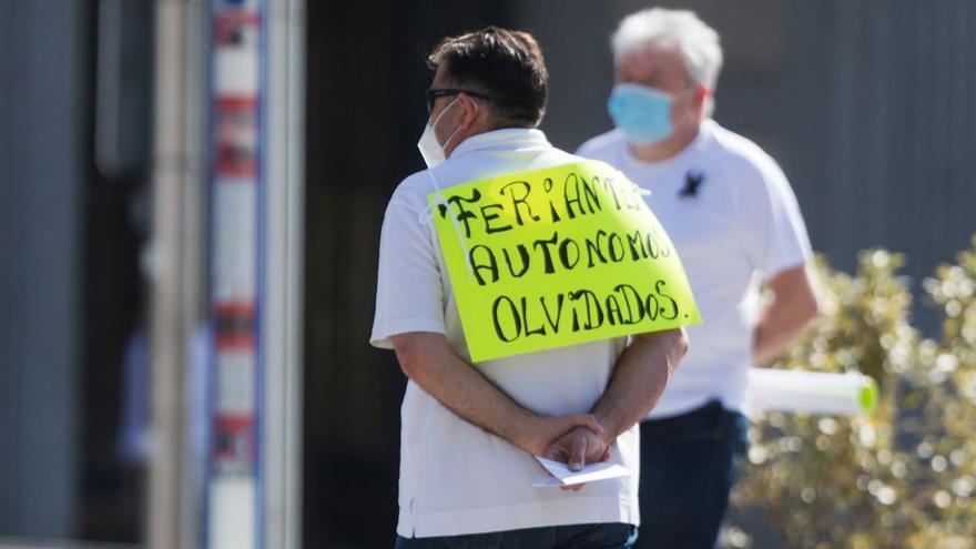 Los impagos ahogan a los autónomos tras un año de pandemia