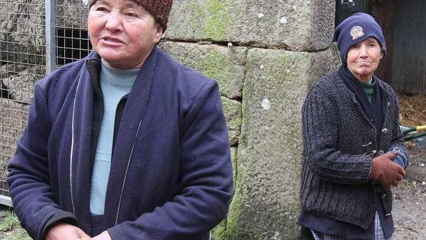 Cuatro encapuchados asaltan a tres hermanas de entre 79 y 81 años en Ourense