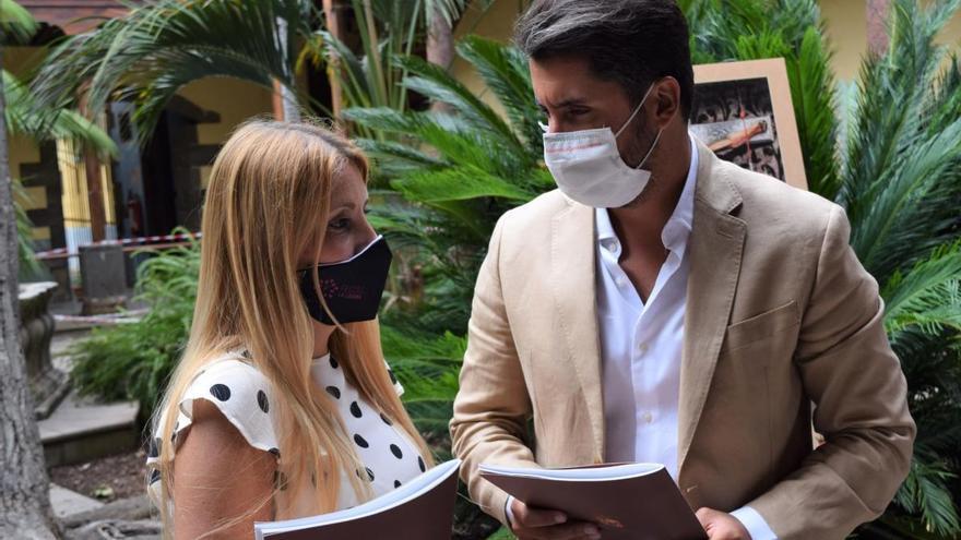 Carla Cabrera incrementa su responsabilidad en La Laguna