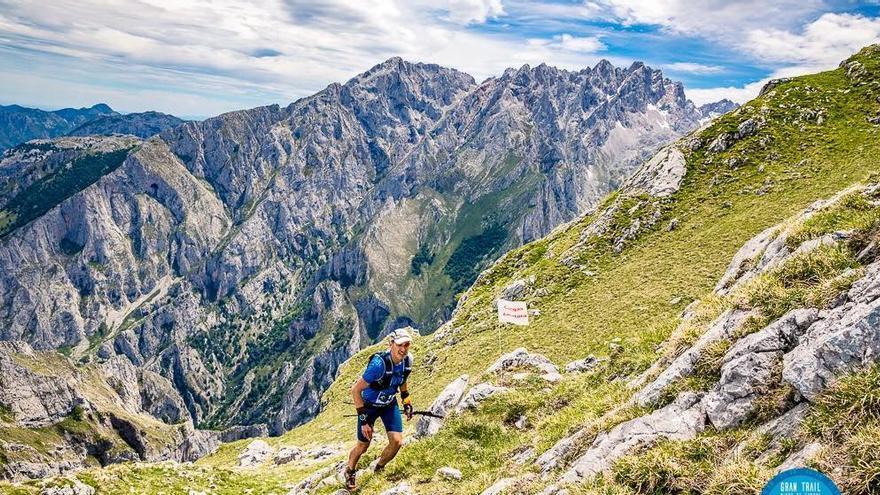 La Gran Trail Picos de Europa ya supera los 1.300 inscritos, de diecisiete naciones