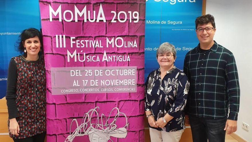 Conciertos, ponencias, cursos y un congreso con el Momua 2019