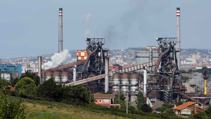 ArcelorMittal presenta hoy un plan a largo plazo para fabricar acero verde en Asturias