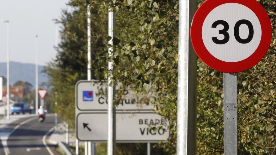 Estas son las calles de Vigo por las que tendrás que circular a 30 km/h (y no a 50) desde mayo