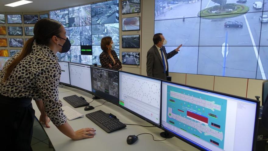 Alta definición para esquivar los atascos de tráfico en Vigo