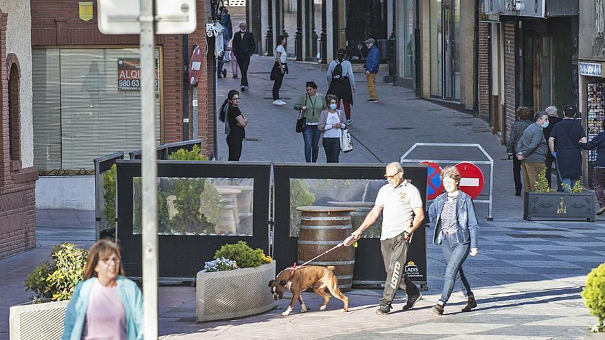 El Ayuntamiento de Benavente no se plantea cambiar el nombre a la plaza Juan Carlos I