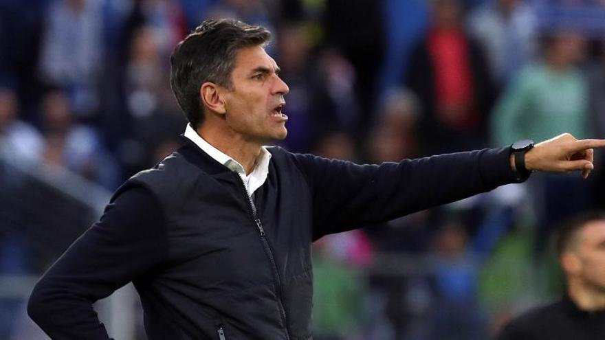 Pellegrino deja de ser entrenador del Leganés