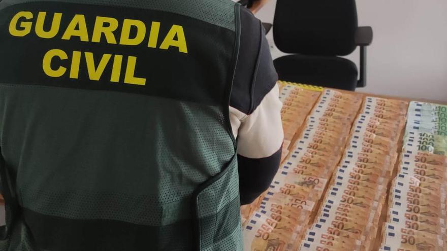 Detenido por el robo de 10.000 euros en una nave de una cooperativa agraria de Sineu