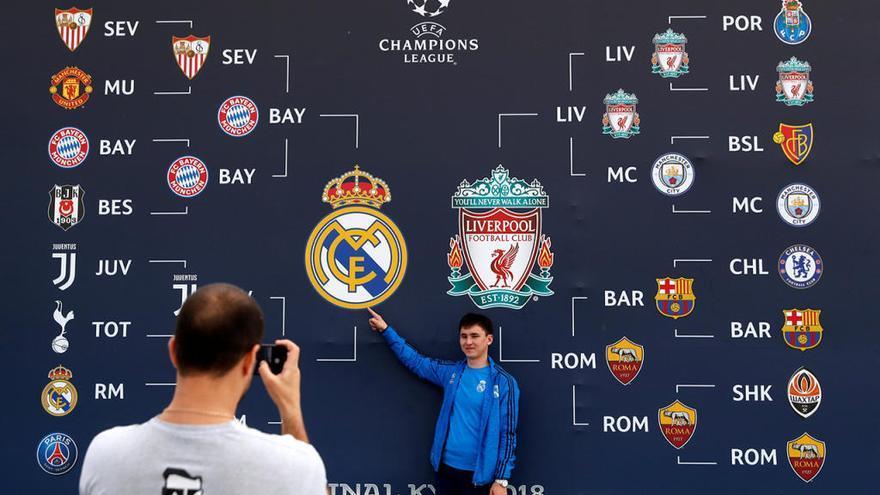 La profecía de WhatsApp que salva al Papa si el Real Madrid gana la Champions