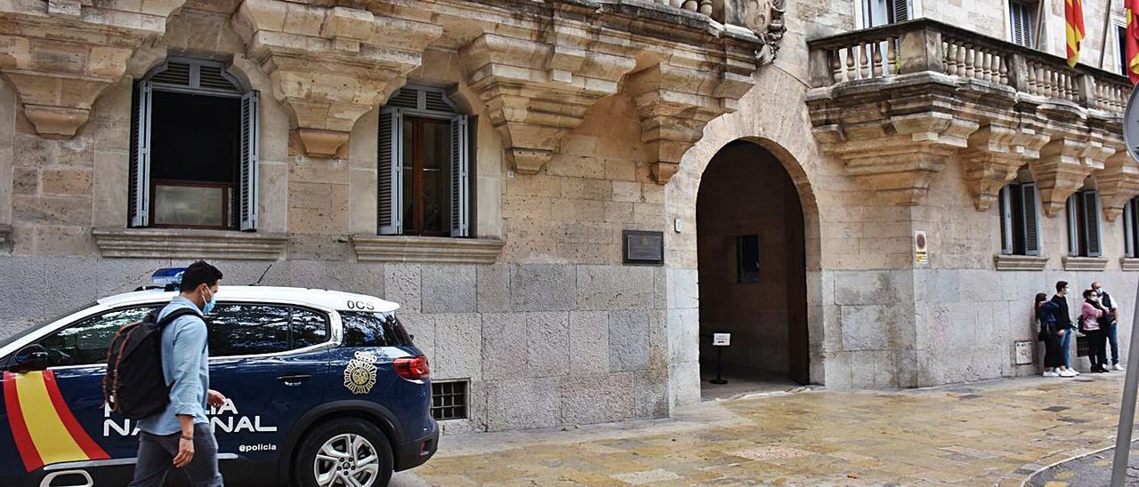 La Audiencia Provincial de Palma ha confirmado la sentencia del juzgado de menores. | C.N.