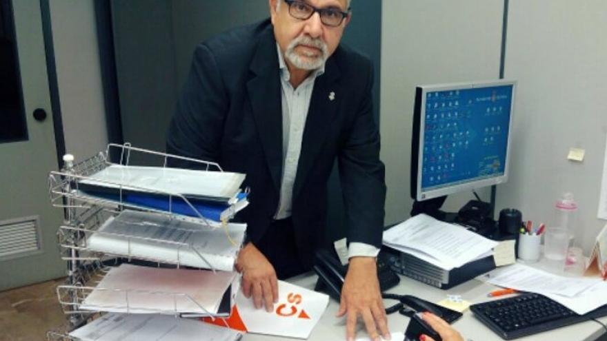 Josep Lluís Bauzá dimite como regidor de Ciudadanos por decepción con el partido