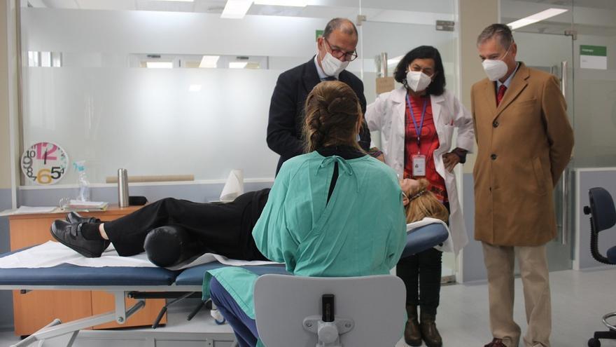 El Hospital de la Axarquía pone en marcha su nueva área de Traumatología, Rehabilitación y Fisioterapia