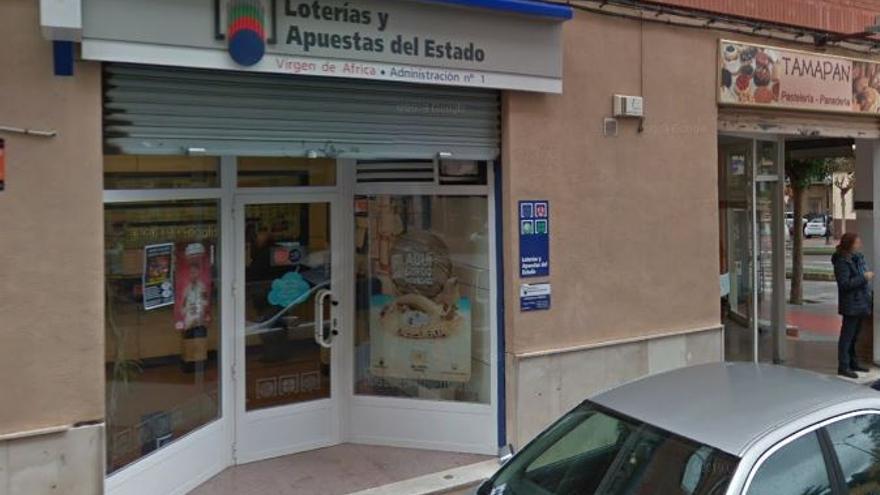 La Primitiva deja 1,3 millones de euros a un acertante en la Comunitat Valenciana