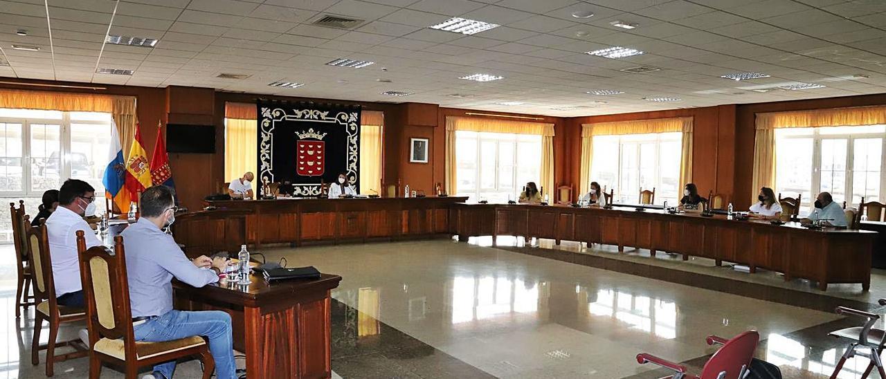 Reunión de coordinación sobre el Banco de Alimentos en Lanzarote. | | LP/DLP