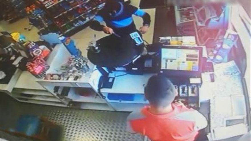 Polizei schnappt Tankstellenräuber auf Mallorca