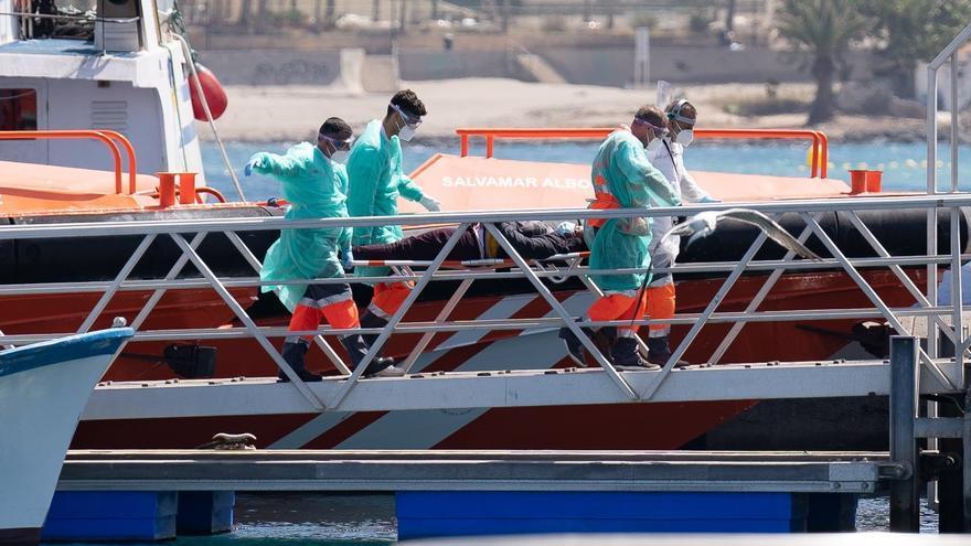 Retoman la búsqueda por si hubiera más víctimas en el naufragio de el Porís