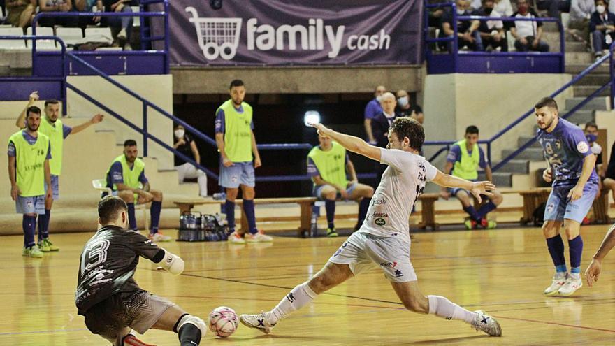 El Alzira FS buscará en Ferrol su primera victoria lejos del Palau d'Esports