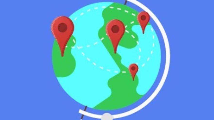 Google Maps treballa per mostrar els casos de Covid-19