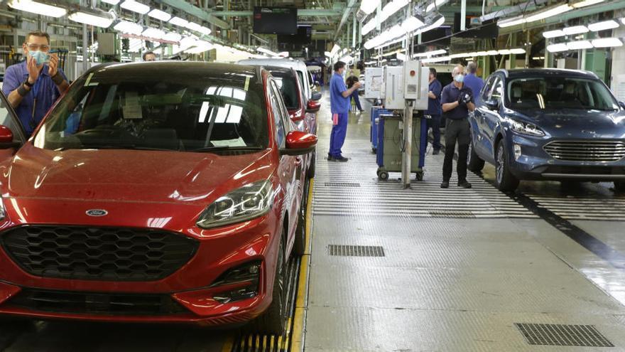 Ford plantea un nuevo ERTE hasta final de año para ajustar la producción