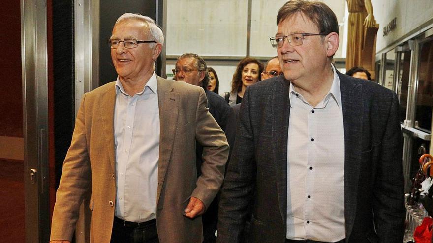 La Carta para darle un estatuto económico y político especial a València se atasca en la Generalitat
