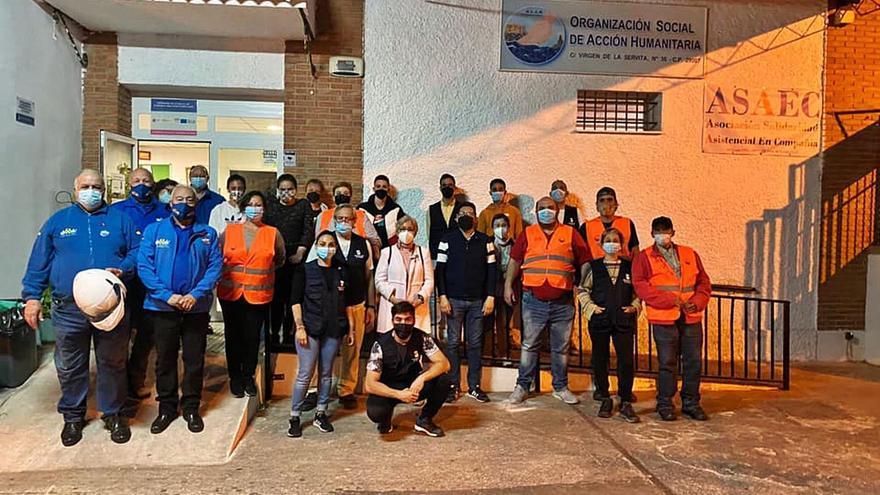 'Por una Málaga mejor': la unión hace la solidaridad