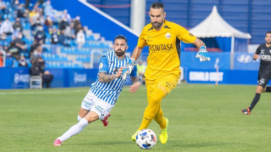 La Federación Española confirma la suspensión del Sanse-Atlético Baleares