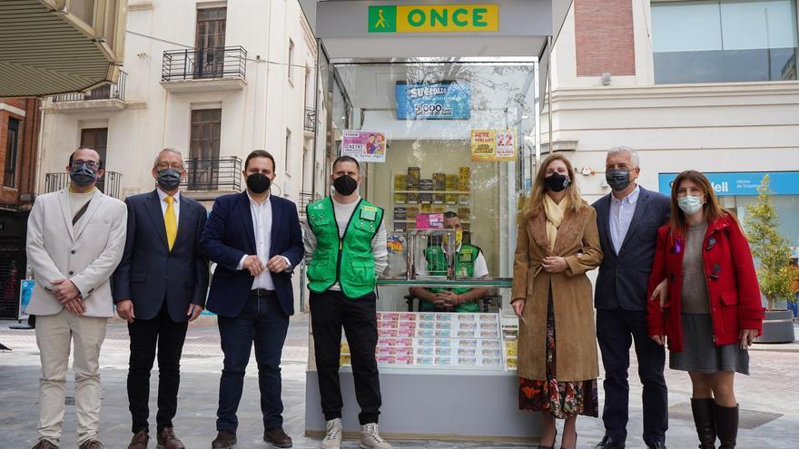 ¿Dónde están los nuevos quioscos de la ONCE en Castelló?