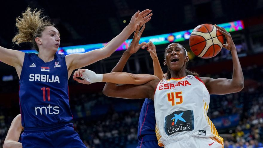 España se juega ante Serbia el pase a las semifinales del Eurobasket femenino