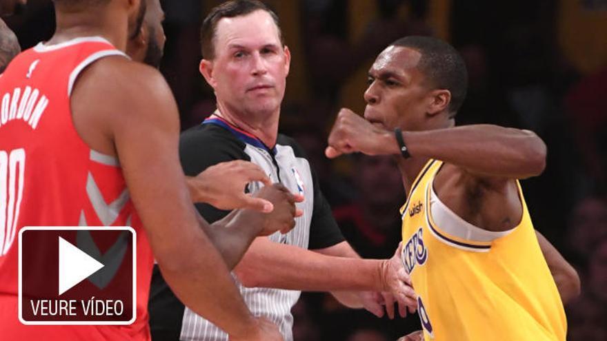 VÍDEO   L'última baralla que avergonyeix la NBA